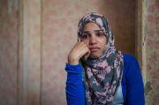 시리아의 한 여학생