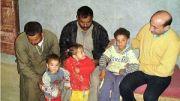 납치된 이집트 기독교인들, 무슬림,