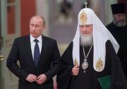 러시아 블라디미르 대통령, 키릴 대주교