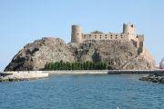 유해석 칼럼, 이슬람, 무스카트 무트라 해안의 성, 오만, 페르시아, 이란, 무슬림,