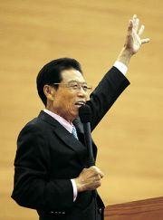 연세중앙교회 윤석전 목사