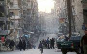 시리아 난민 알레포 무슬림