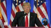 트럼프 기자회견