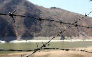 북한 철조망