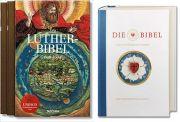 Die Luther-Bibel von 1534, 2 Bande Die Bibel nach Martin Luthers Ubersetzung - Lutherbibel revidiert 2017: Jubilaumsausgabe 500 Jahre Reformation.