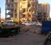 이란 지진.