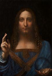 레오나르도 다빈치, 살바토르 문디