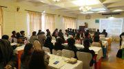 네팔 포카라 지역 창업 워크숍