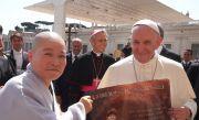 대해스님 산상수훈 프란치스코 교황