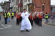 춤추는 목사