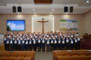 성결교회 희망찬 미래 비전선포식