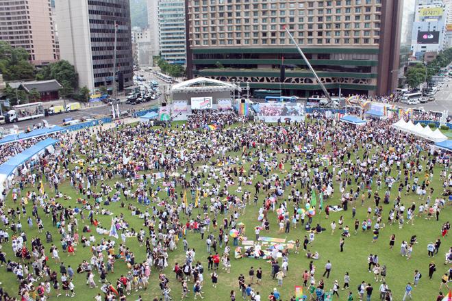 퀴어축제 반대 국민대회