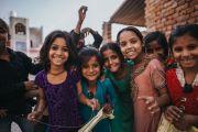 인도의 아이들
