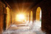 창 열기 태양 빛 깨달음 떨어져 명 대상 기대 안개 성 수도원 요새 고정 성령 충만