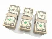 달러, 돈, 재정, 재물,