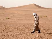 이집트 사막 사하라 무슬림