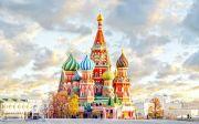 러시아 모스크바 크렘린