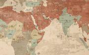 세계복음화, 세계지도