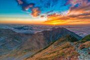 산 mountain