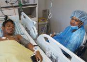 예수병원, NGO단체 캄보디아 이웃, 신장이식 수술 지원