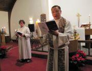 라그랜지 어드밴트루터란교회 박민찬 목사