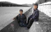 북한 꽃제비