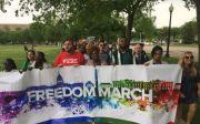 자유의 행진, 탈동성애, 예수 그리스도, 구원, 자유,