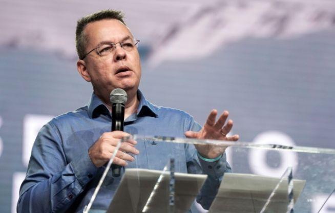 앤드류 브런슨 목사, 터키 선교사