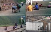 북한 아동