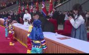 불패의 사회주의 대집단체조 북한