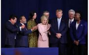 미국 크리스천투데이, 트럼프, 복음주의자