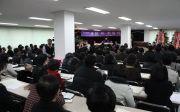 개신대학원대학교 손석태 총장이 이임 및 나용화 총장 취임식이 열렸다. ⓒ류재광 기자