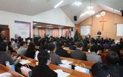 평택대학교(총장 조기흥) 피어선기념성경연구원(원장 이광희)가 학교 설립자인 피어선(Arthur T. pierson) 박사의 한국 선교 100주년을 맞아 기념강좌를 개최했다. 이날