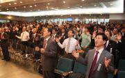 거룩성 회복을 위한 기도회