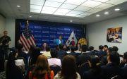 북한자유주간 행사 관련 기자회견이 27일 오전 워싱턴DC 내셔널 프레스클럽에서 열렸다.