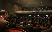 지난 9월 제65회 정기총회에서 역사적이고 아름다운 교단 통합을 이뤄 한국교회에 큰 반향을 일으켰던 예장 고신과 고려가, 6일 낮 천안 고려신학대학원에서 통합 감사예배를 드렸다.