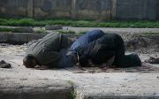 이슬람, 무슬림, 기도,