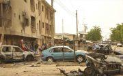 나이지리아에서 발생한 차량 테러 현장. ⓒ오픈도어선교회