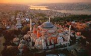 터키 성 소피아 성당