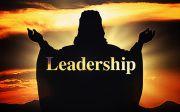 예수님의 리더십