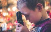 자녀 기도 어린이
