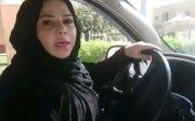 사우디여성,운전