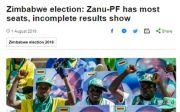 짐바브웨 선거