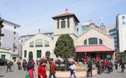 중국, 교회, 기독교,