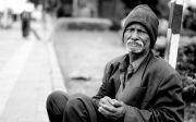 빈곤 퇴치 노숙자