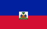 아이티 국기