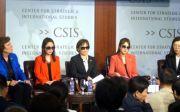 북한자유주간 탈북 여성 대북제재