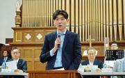 탈동성애인권선언문 낭독 김상우