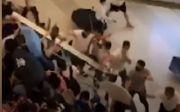 홍콩 송환법 백색테러 시위