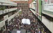 홍콩, 홍콩 시위,